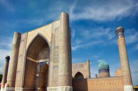 Highlights of Uzbekistan tour