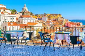 Porto to Lisbon Atlantic Ride  tour