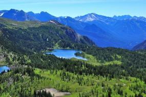 Grand Canadian Rockies tour