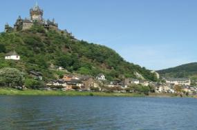 The Rhine & Moselle  Northbound tour