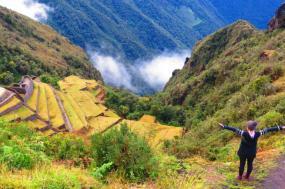 The Inca Trail tour