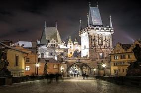 Active Discovery on the Danube with Prague - Westbound tour