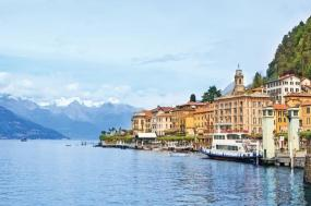 Italian Lakes: Hike, Bike & Kayak tour