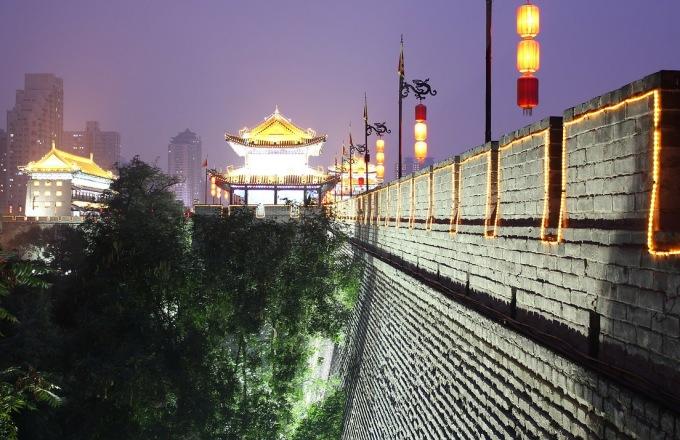 China Scenic with Hong Kong  tour