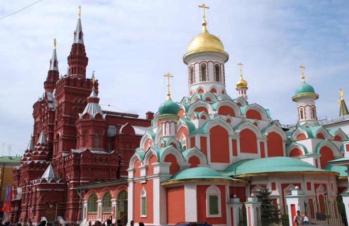 The Golden Eagle Eastbound to Vladivostok: Trans-Siberian Railway tour
