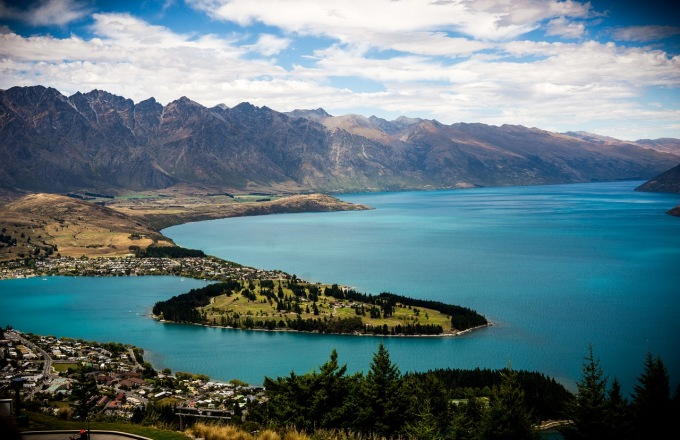 New Zealand - Aotearoa - The Natural Elements tour
