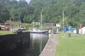 The Sea Lochs of Argyll & Crinan Canal Cruises tour