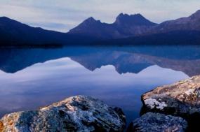 Australia: Cradle Mountain Huts Great Walk tour