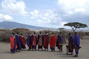Maasai Mara Expedition