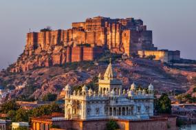 Colourful Rajasthan With Holy Ganges Tour tour