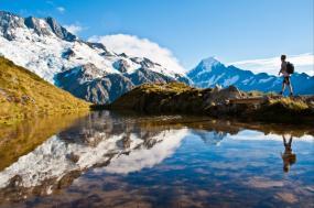 Trekking in New Zealand  tour
