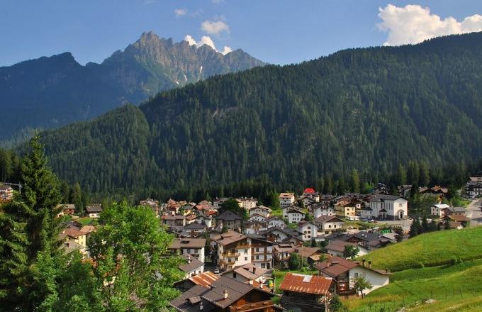 Dolomites Bike Tour tour