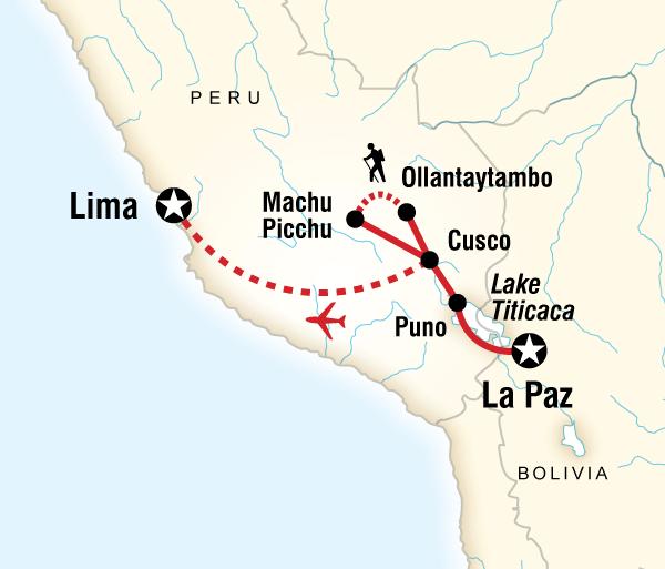 Cusco Inca Trail Inca Empire Trip