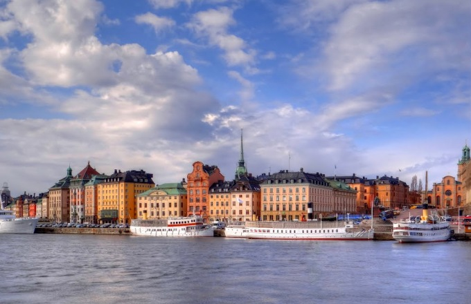 The Beat of the Nordic Heart: Vibrant Copenhagen and Stockholm tour
