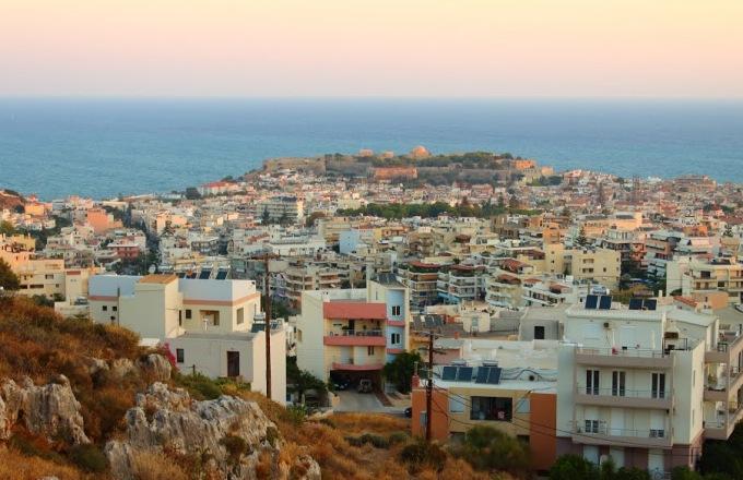 Greece Bike Tour tour