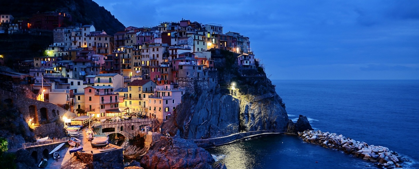Amazing Cinque Terre from Rick Steves tour