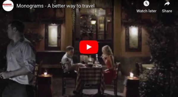 Monograms travel video