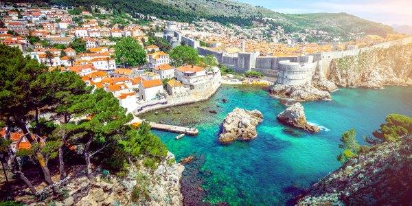 Croatia Dubrovnik tour with Trafalgar