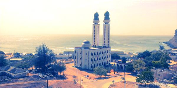 Senegal landmark