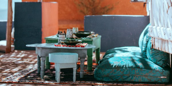 Morocco homestay with Intrepid Travel