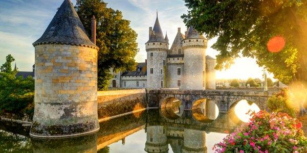 France castle tour with Trafalgar