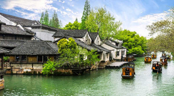 Exploring rural China with Overseas Adventure Travel (O.A.T. Tours)